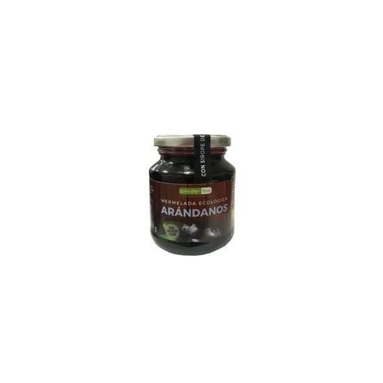Mermelada arandanos con sirope agave bio Aikider 330 gr