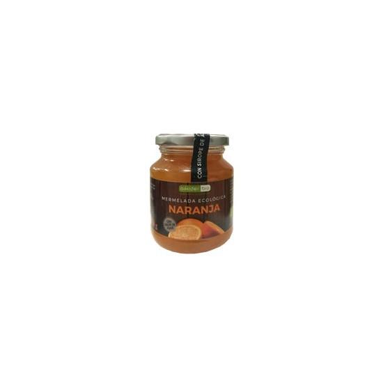 Mermelada naranja con sirope agave bio Aikider 330 gr
