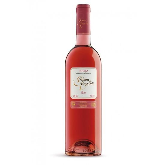 Vino rosado eco 2016 Usoa de Bagordi 750 ml