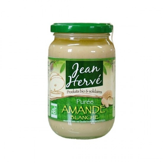 Pure almendra blanco bio Jean Herve 350 gr