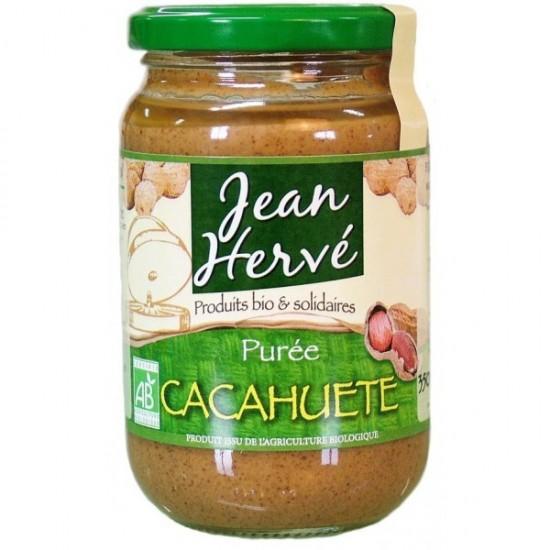 Pure cacahuetes bio Jean Herve 350 gr