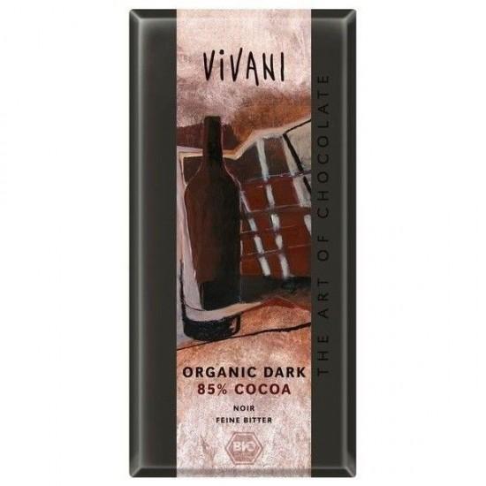 Chocolate negro 85% bio Vivani 100 gr