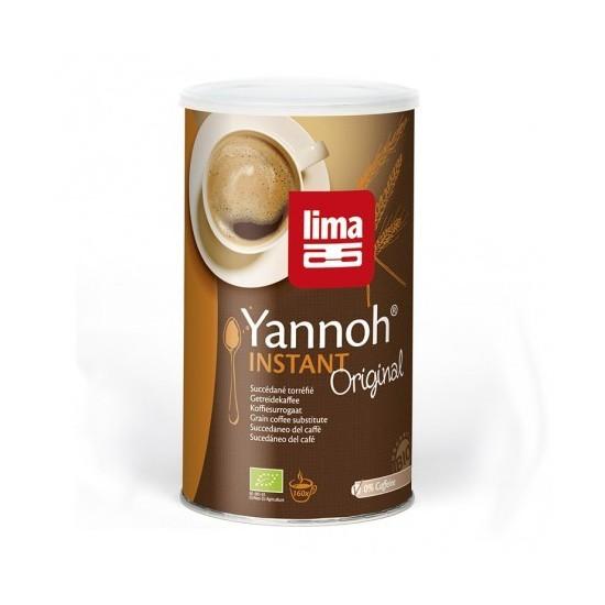 Yannoh cafe cereal instant bio Lima 250 gr