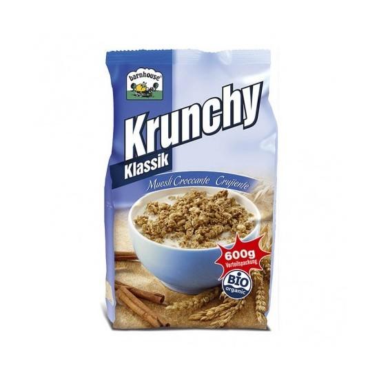 Muesly Krunchy clasico bio Barnhouse 600 gr