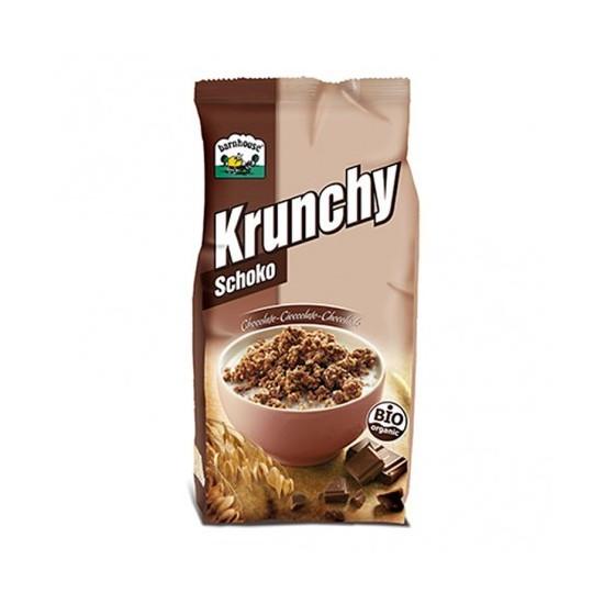 Muesly Krunchy choco bio Barnhouse 375 gr