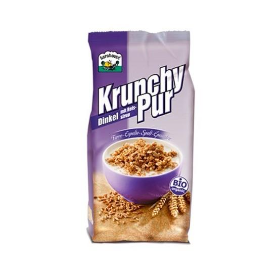 Muesly Krunchy Pur espelta sin azucar bio Barnhouse 375 gr