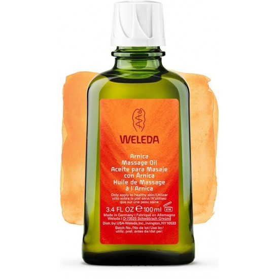 Aceite arnica masaje Weleda 100 ml