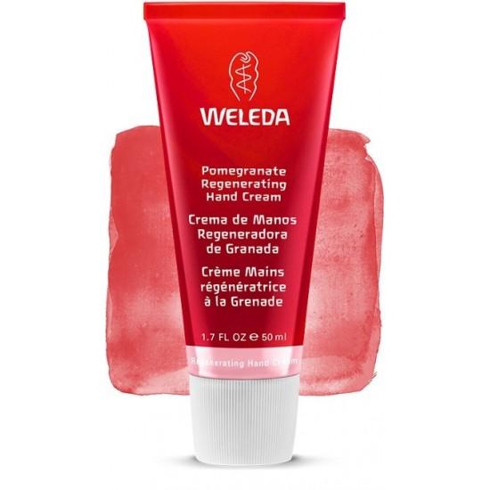 Crema manos granada regeneradora Weleda 50 ml