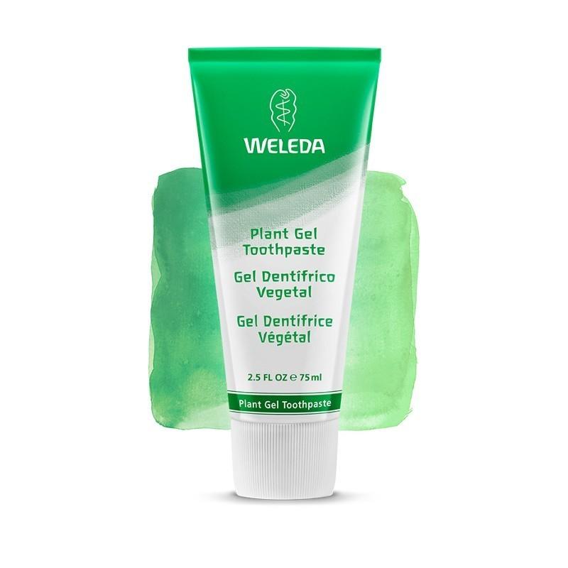 Dentifrico weleda vegetal Weleda 75 ml