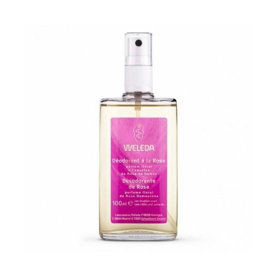 Desodorante rosas Weleda 100 ml
