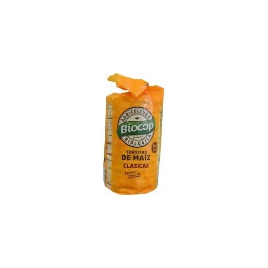 Tortitas de Maiz Clasicas ecológicas Biocop 120 gr