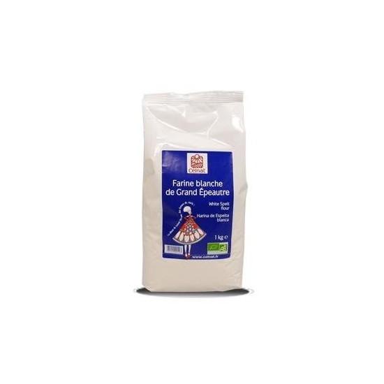 Harina espelta blanca bio Celnat 1 kg