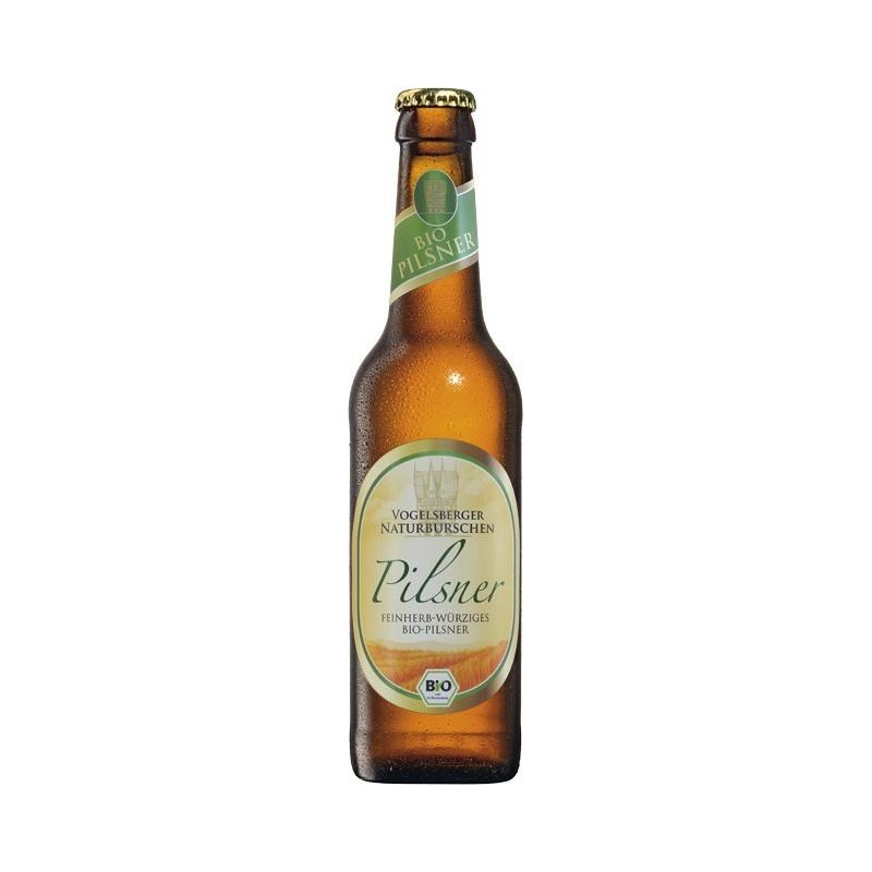 Cerveza Pilsner Alsfelder bio Alsfelder 330 ml