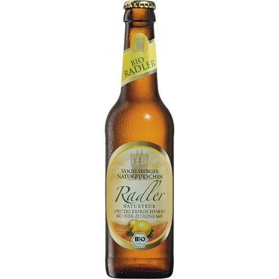 Cerveza Radler bio Alsfelder Alsfelder 33 cl