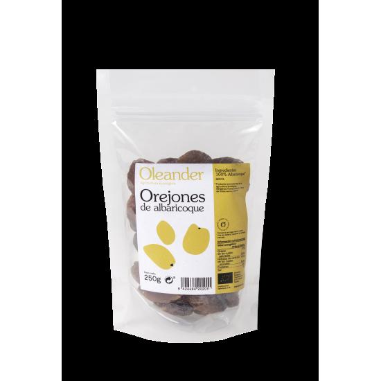 Orejones bio Oleander 250 gr