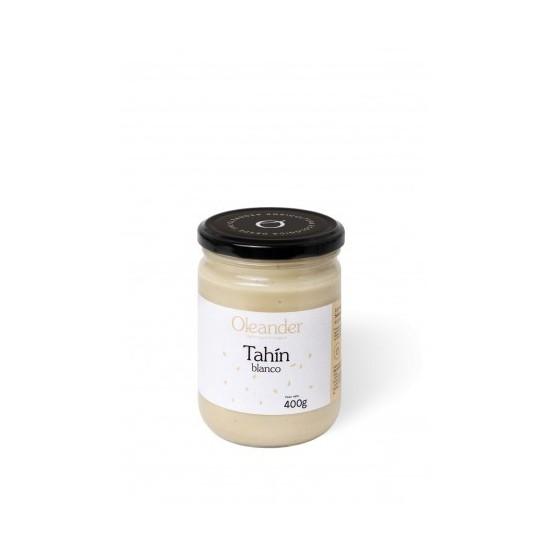 Tahin blanco sin sal bio Oleander 400 gr