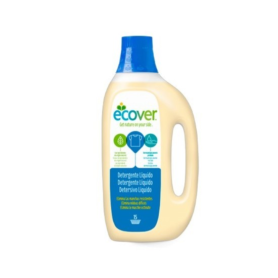 Detergente liquido Ecover 1