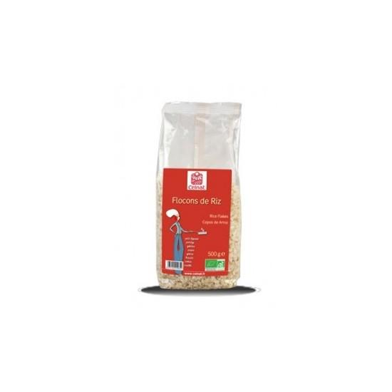 Copos arroz bio Celnat 500 gr