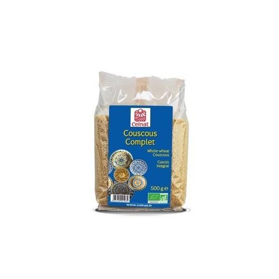 Cuscus integral bio Celnat 500 gr