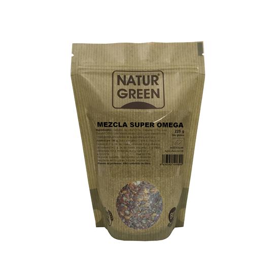 Tubio mezcla superomega bio Naturgreen 225 gr