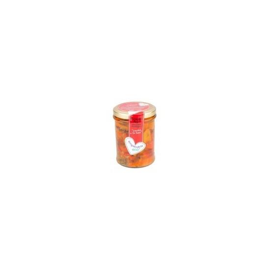 Pimiento rojo marinado eco Emperatriz 190 gr