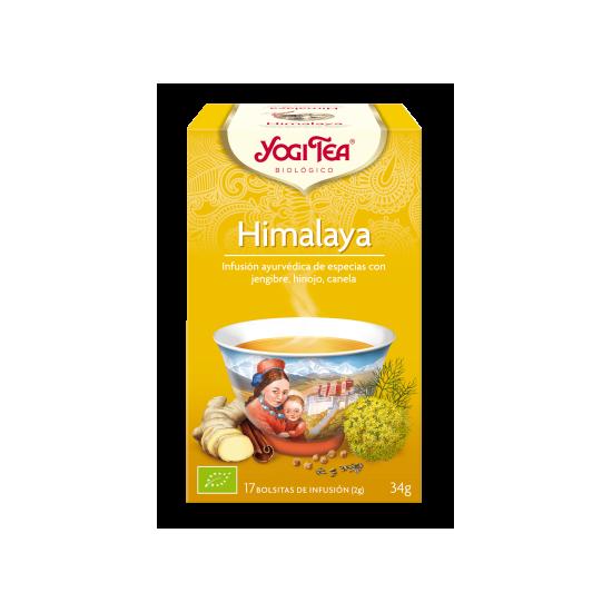Yogi tea himalaya bio Natursoy 17x2gr