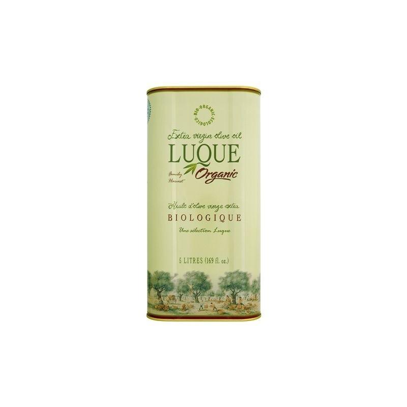 Aceite oliva eco lata Luque 5 lt