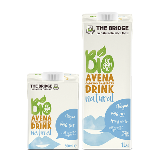 Bebida De Avena The Bridge