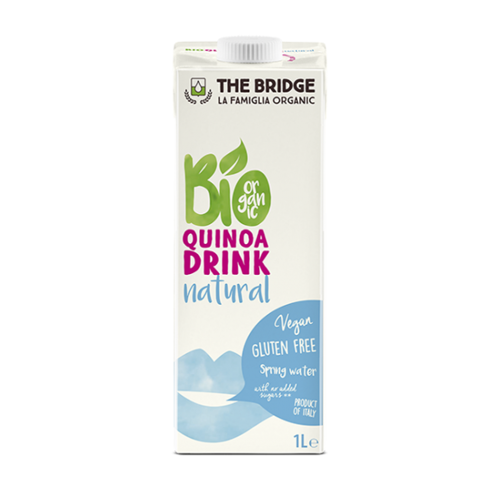 Bebida De Quinoa The Bridge