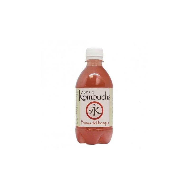 Bio Kombucha Frutas Bosque Kombucha